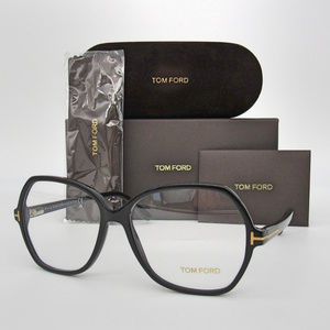 Tom Ford TF5300 001 Shiny Black 57mm Eyeglasses